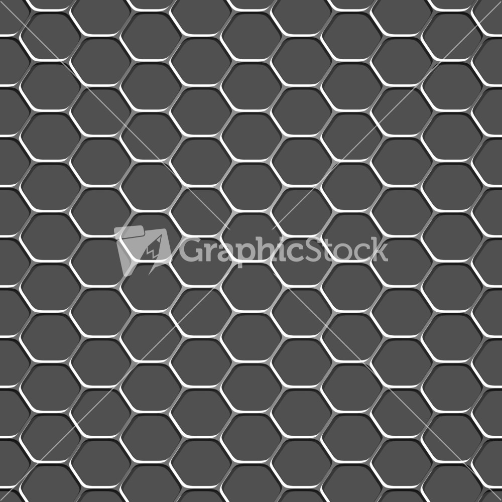 1366x768 grey honeycomb pattern - photo #31