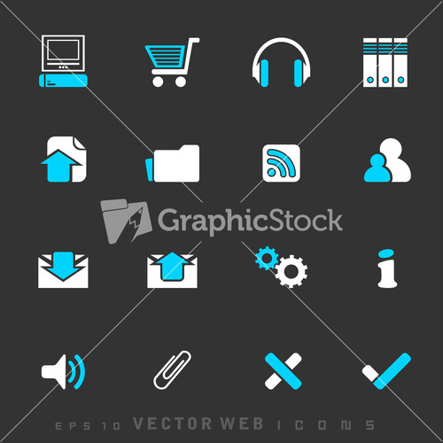 Rss Icons 10 Vector