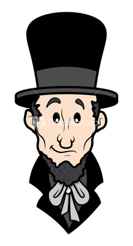 abraham lincoln hat clipart - photo #30