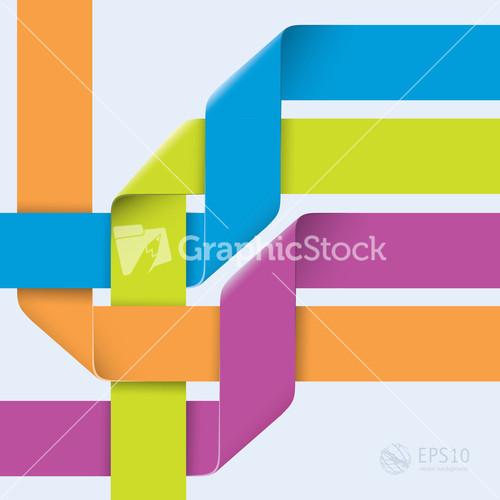 Paper Infographics Design Elements – Paper Design Template