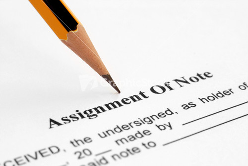 assignment of note Assignment of note  to be attached to that certain note dated , in favor of in the original amount of $ dated: at  for value received the undersigned does hereby assign, transfer, and set over to.