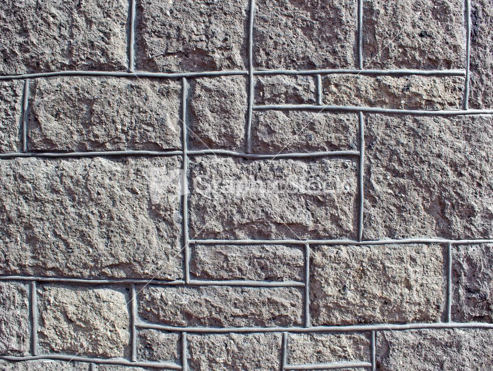 background patterned bricks wall design stock image