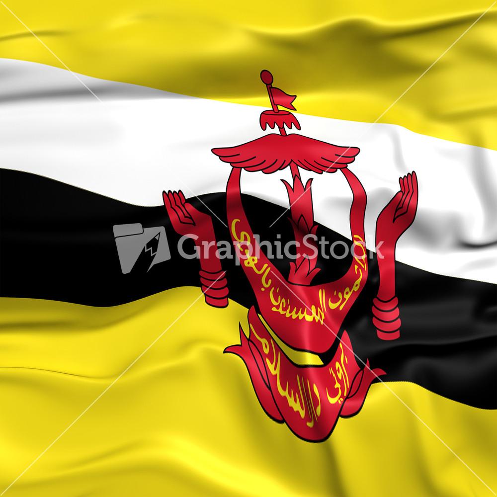 Brunei Flag Dimensions