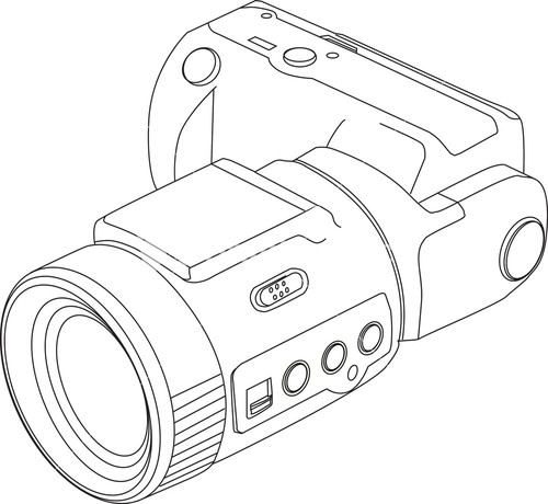 Line Art Camera : Line drawing royalty free vectors illustrations and photos