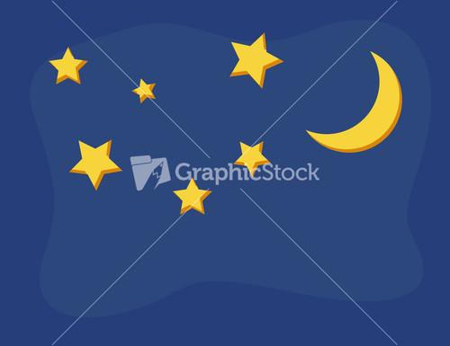 cartoon night vector wallpaper - photo #48