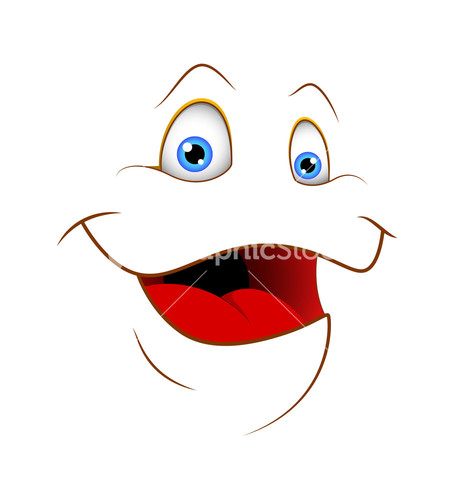 laughing faces cartoon - photo #38