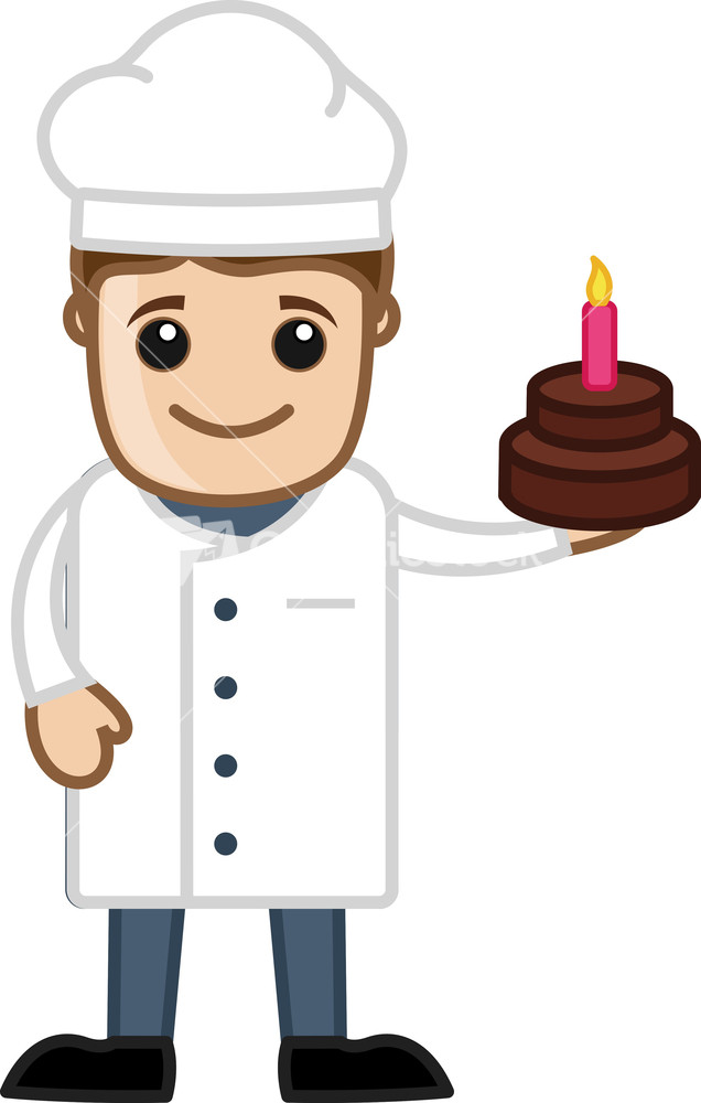 Image Chef Birthday Cake