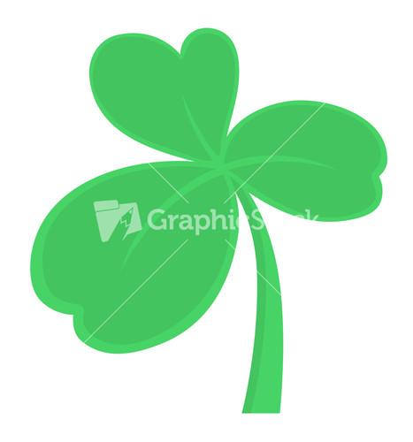 Clover Leaf Clipart Vector