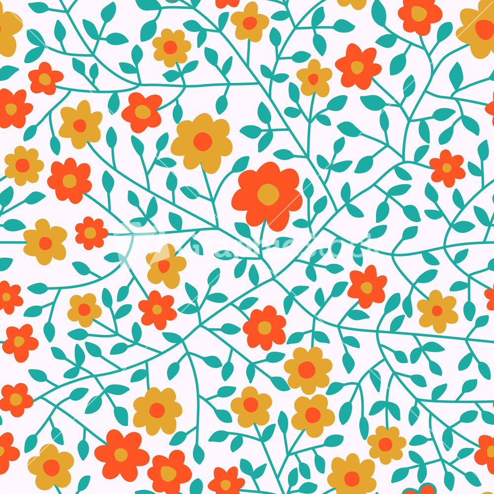 colorful floral background patterns - photo #10