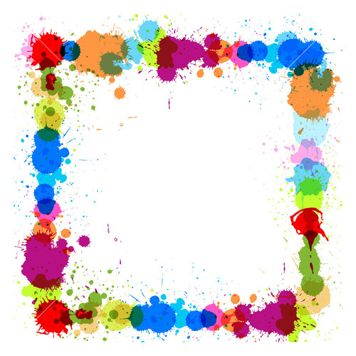 Colorful Borders And Frames Page 6 Frame Design