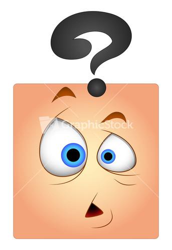 Shocked Cartoon Eyes