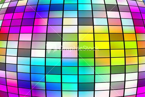 blue disco background texture