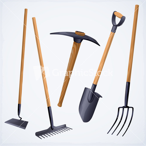 Cosmetic tools vector for Gardening tools toronto