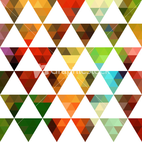 colorful shapes background created - photo #19