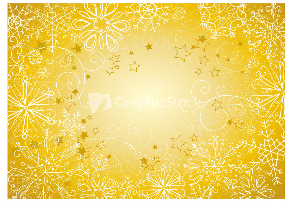 golden christmas background with - photo #18