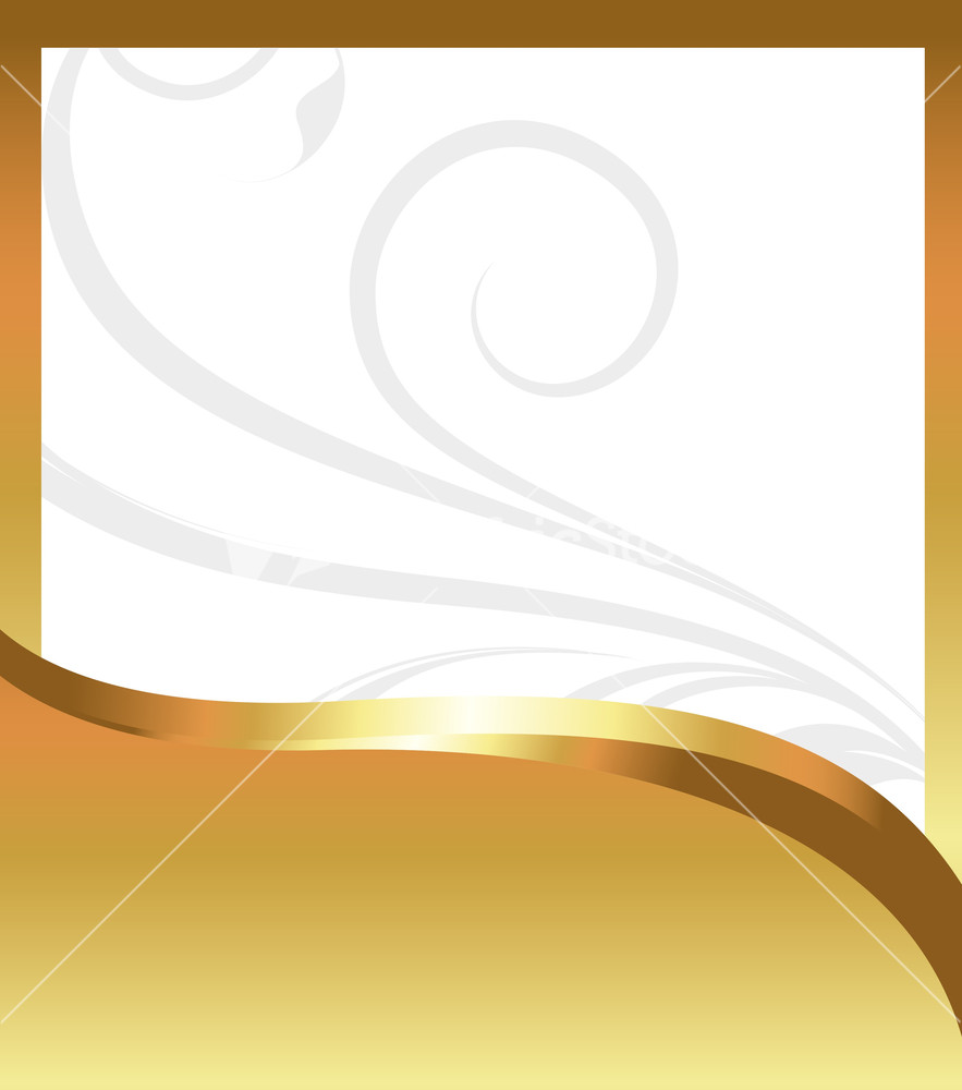 golden holiday template banner golden holiday template banner stock image
