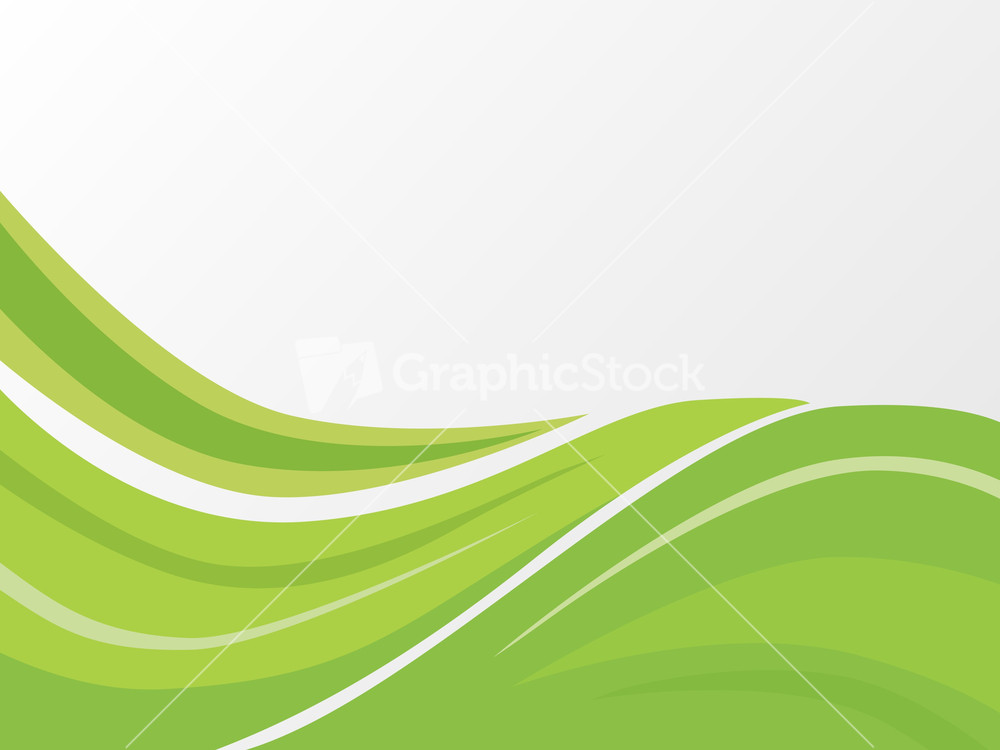 wavy green background vector - photo #14