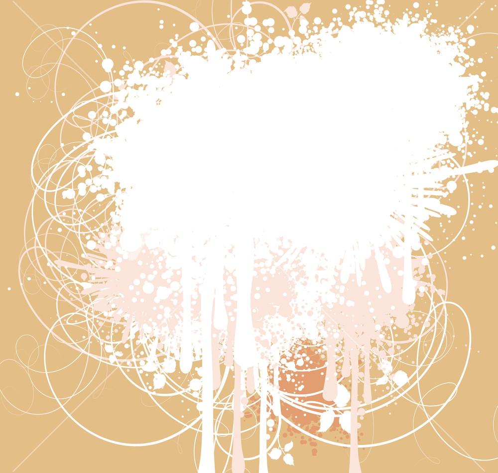 Grunge decoration vector - Grune dekoration ...