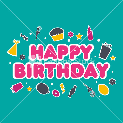 Happy Birthday Greeting Cards With Smiliy Gift Boxes Image – Happy Birthday Greeting Card