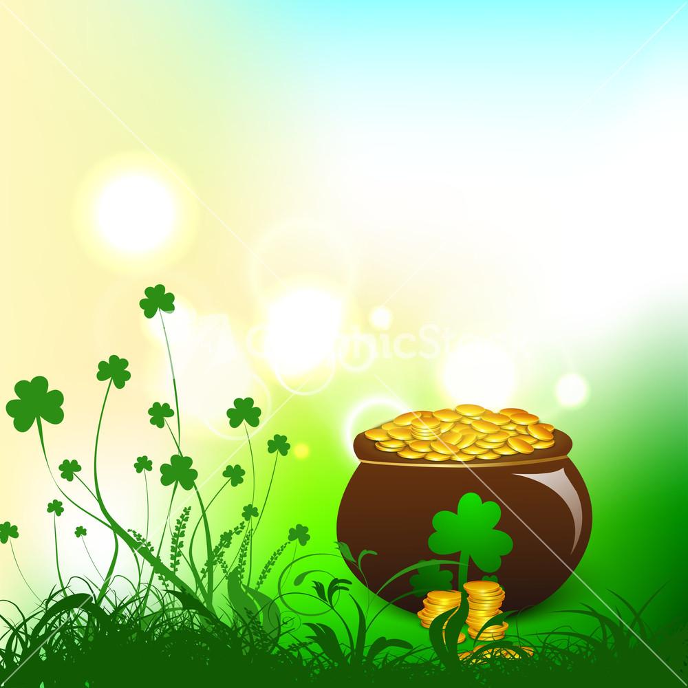Happy St Patricks Day Celebration Poster