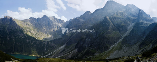 High Polish Tatra Mountains Picture