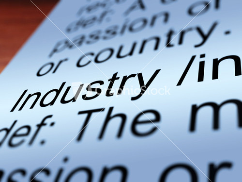 industry definition Definition of: online industry online industry the collection of service  organizations that provide dial-up and broadband access to databases, shopping , news,.
