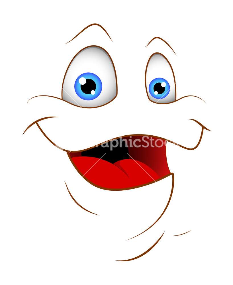 laughing faces cartoon - photo #44