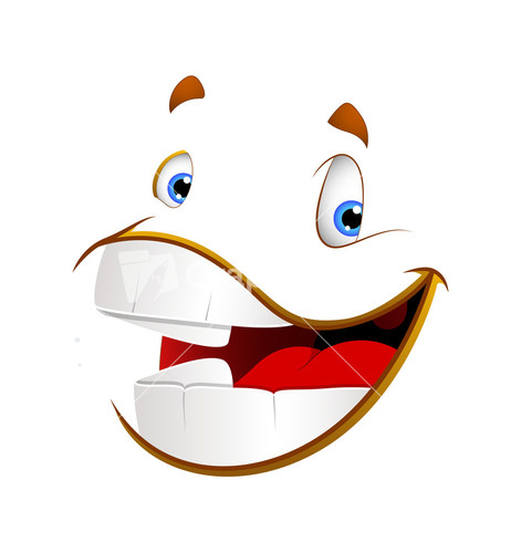 laughing faces cartoon - photo #29