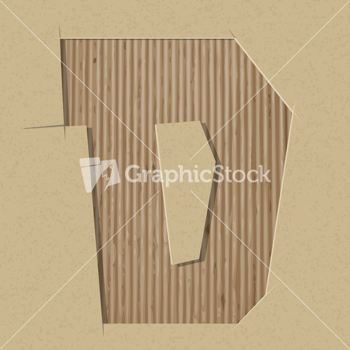 Alphabet letters and numbers printed on cardboard for Alphabet letters cardboard