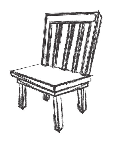 Chair Sketch contemporary chair sketch on decorating
