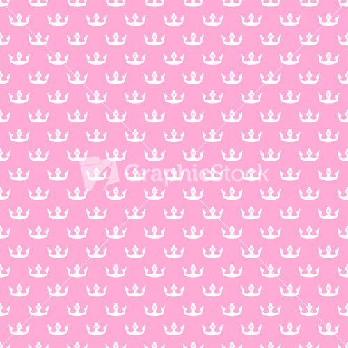 White clouds pattern on a princess pink background stock image for Pink princess wallpaper
