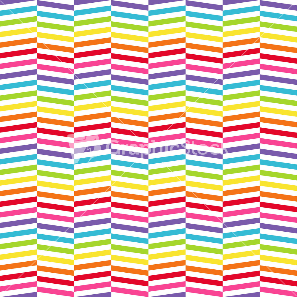rainbow chevron background - photo #18
