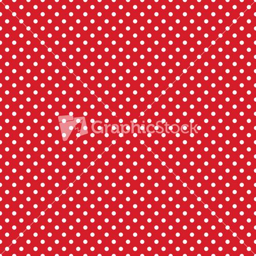 red white dots wallpaper - photo #23