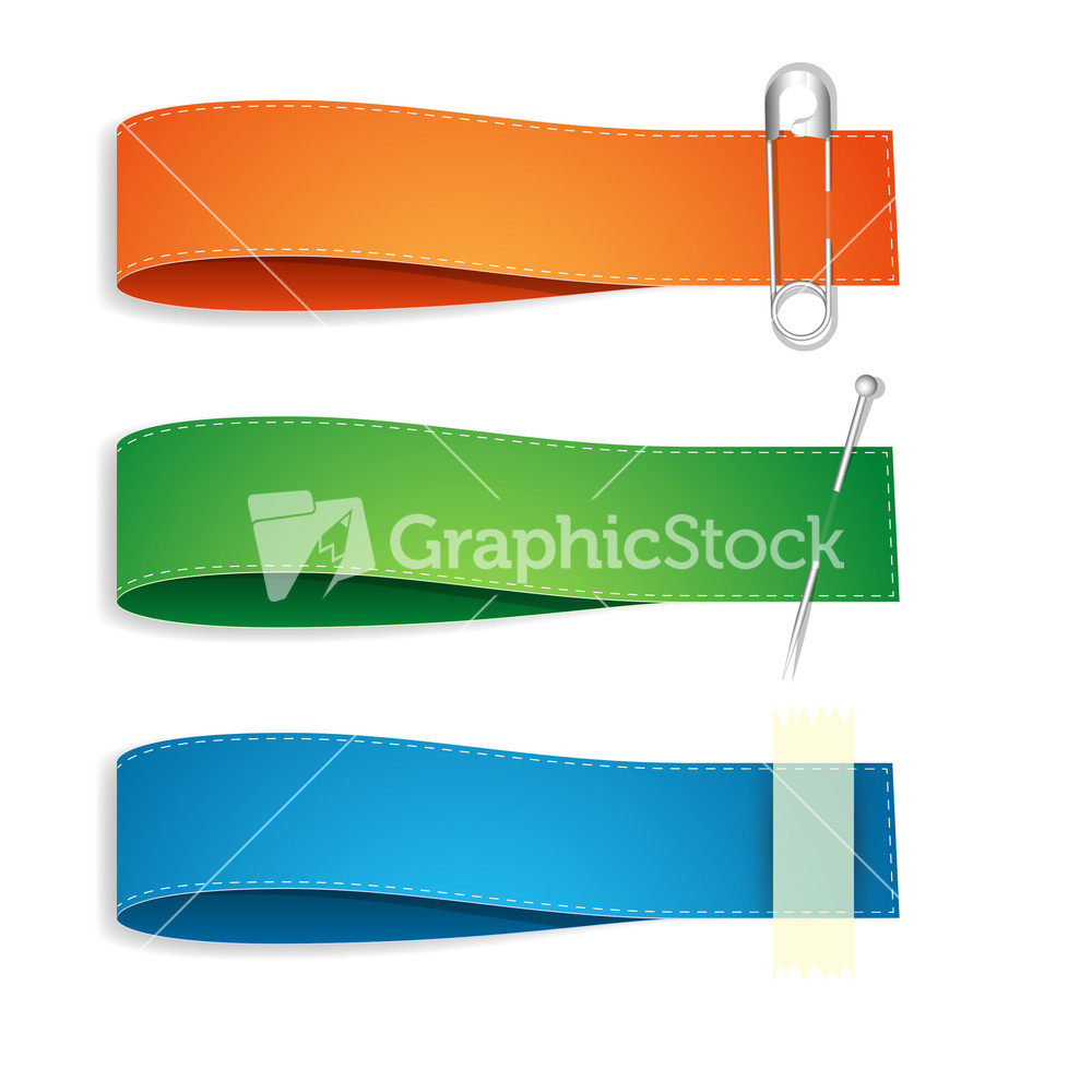 Royalty Free Banner Vector & Ribbon GraphicStock