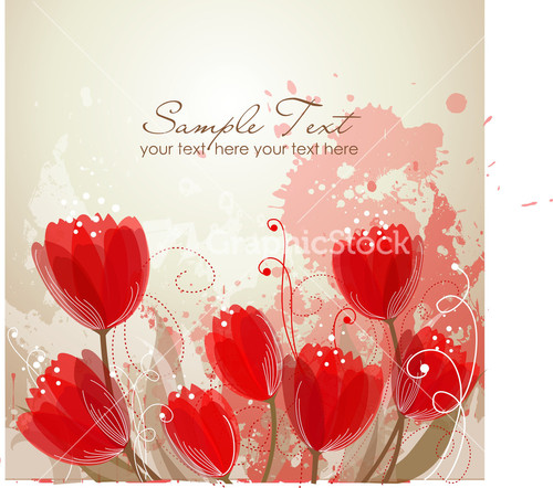 romantic flower background stock image, Beautiful flower