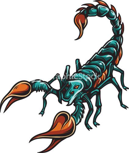 Scorpion Royalty-Free ...