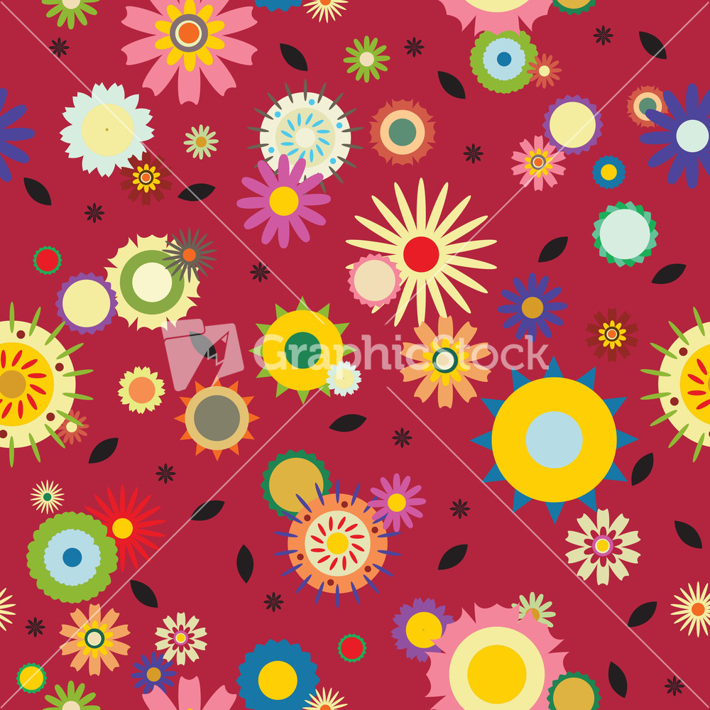 seamless floral background - photo #28