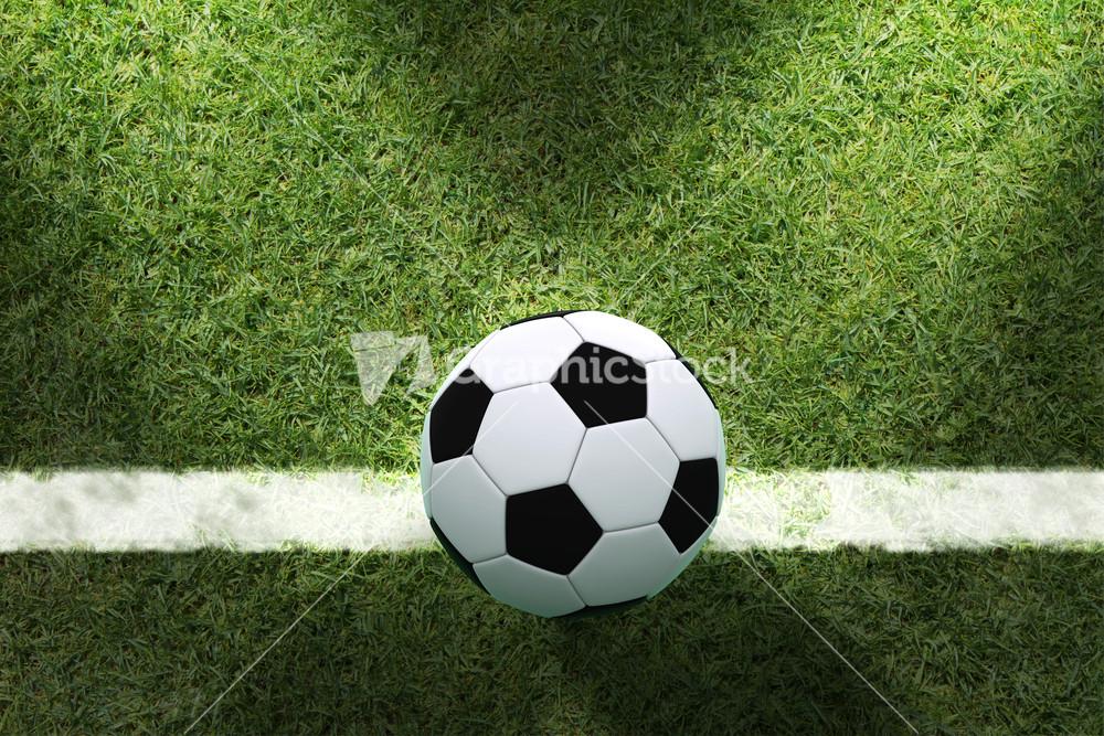 Soccer Ball On Field | www.imgkid.com - The Image Kid Has It!