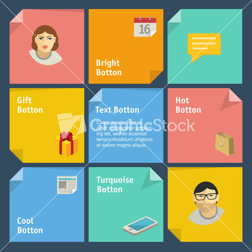 Infographic Ideas infographic template : Simply Minimal Infographic Template Design. Vector.
