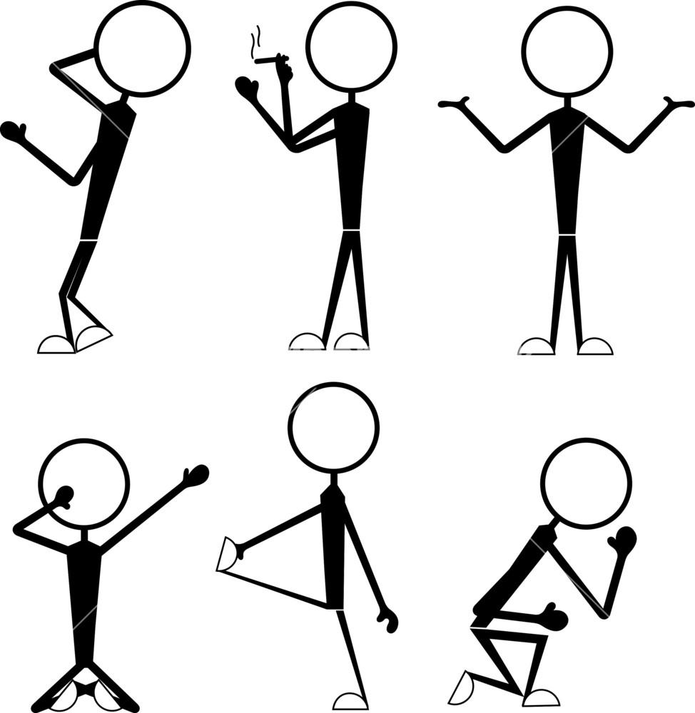 Image result for stick figure