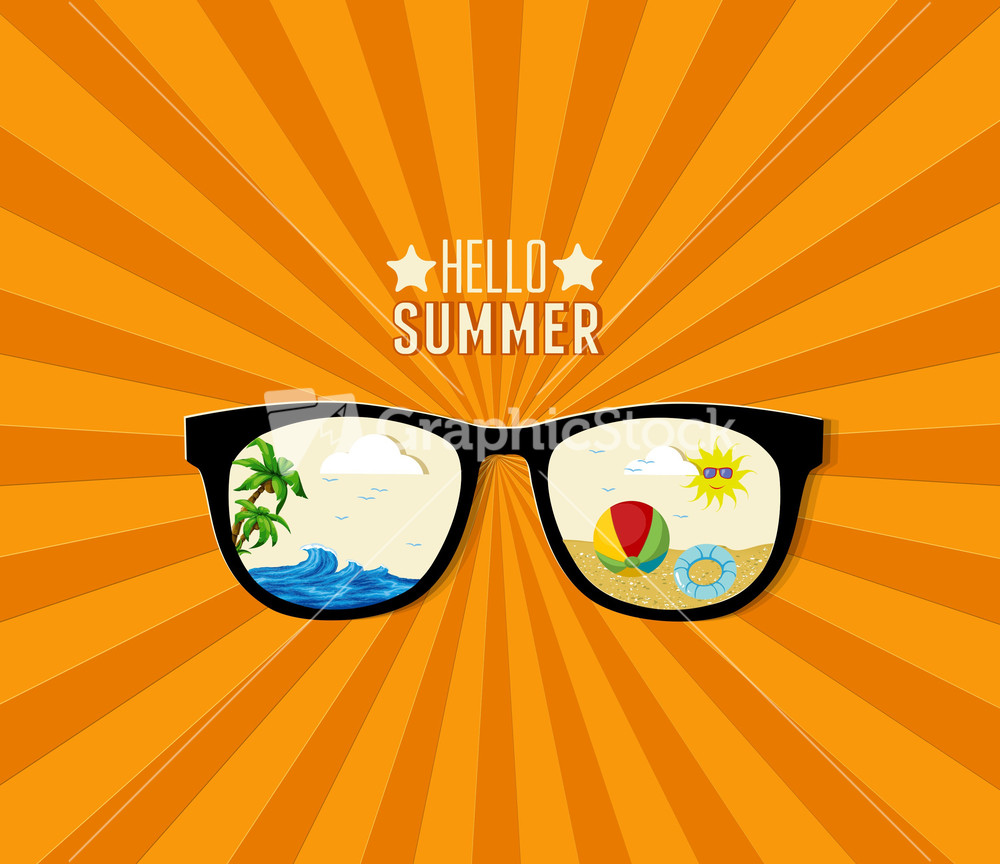 summer vector illustraitons - photo #45