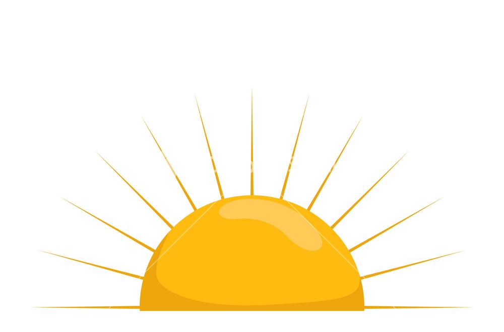 vector sun - photo #21