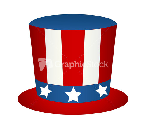 how to make uncle sam hat