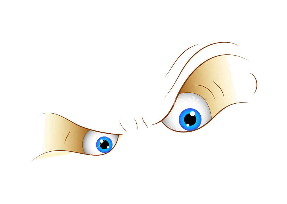 funny surprised face cartoon