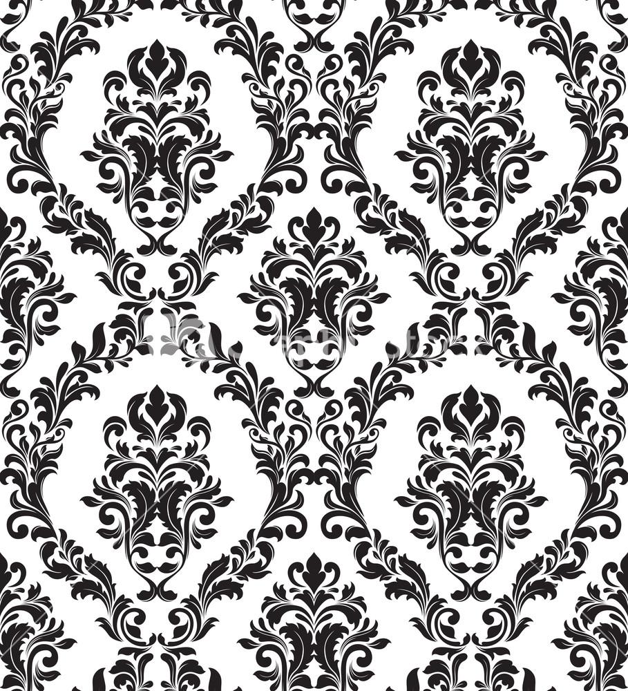 Pin Damask Vector Pattern Free Zebra Print on Pinterest