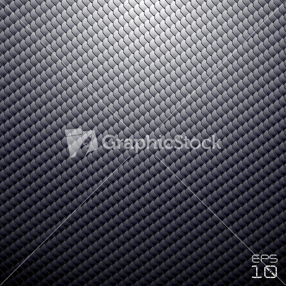 Beibehang Large Custom Wall Paper Cool Metal Texture: Vector Dark Metallic Scales Texture Background Stock Image
