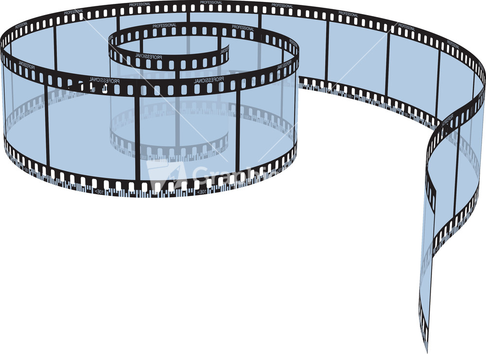 Vector Film Strip. Stock Image | 1000 x 728 jpeg 119kB