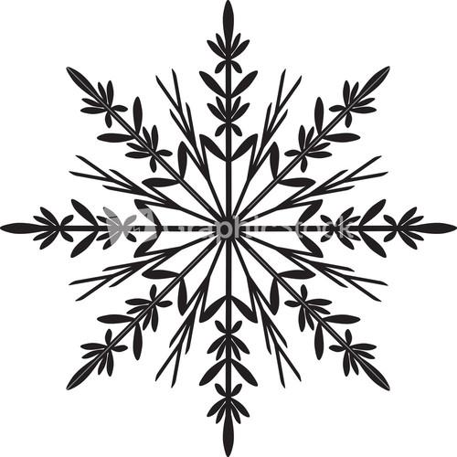 Snowflake Royalty-Free Vectors, Illustrations and Photos