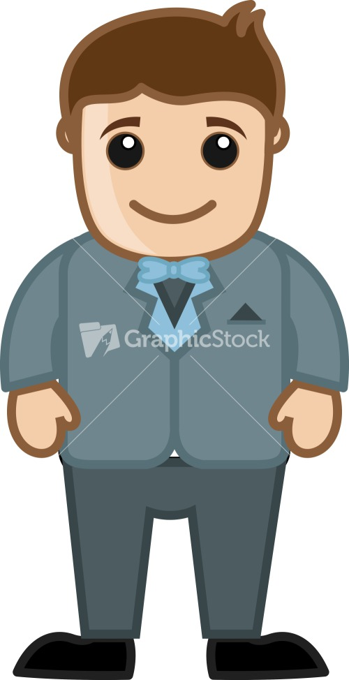 Cartoon Characters In Suits : Cartoon character wearing a suit pictures to pin on