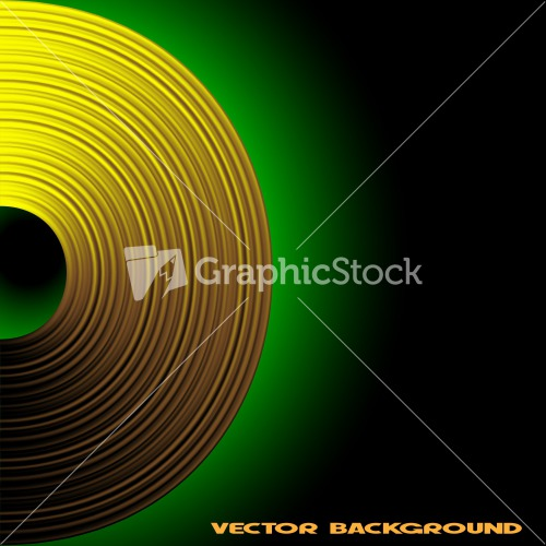 Minimalist Abstract Background Stock Image